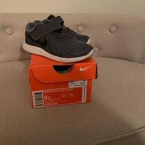 Nike Revolution Shoes in size 8